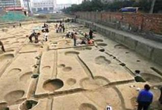 В Китае обнаружено 3 000-летнее сооружение