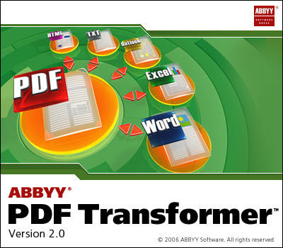 Download ABBYY PDF Transformer free.