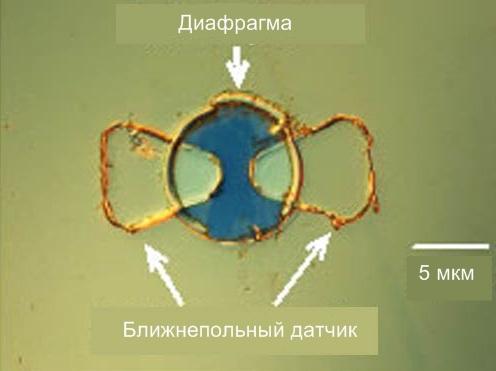 Ближнепольный оптический микроскоп с терагерцовыми волнами