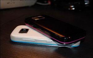 Nokia 5900 XpressMusic: первые данные и фото