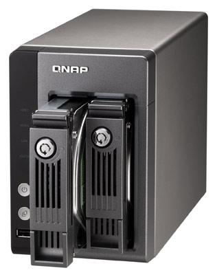 Система хранения RAID-накопитель QNAP TS-219P 1.2 Ghz, TS-219P
