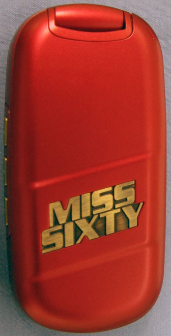 """TCT Mobile будет выпускать мобильный телефон под названием """"Miss Sixty"""""""