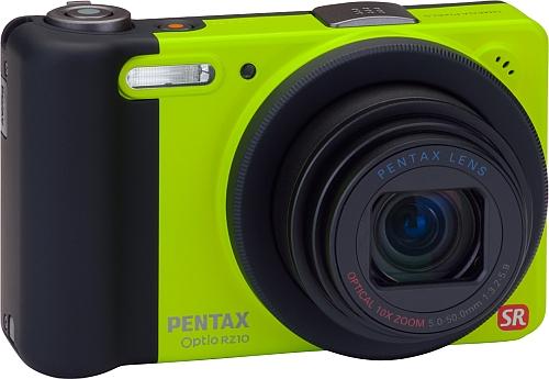 Камеры RZ10 и RS1000 от Pentax: разнообразие цветов и 14 мегапикселей