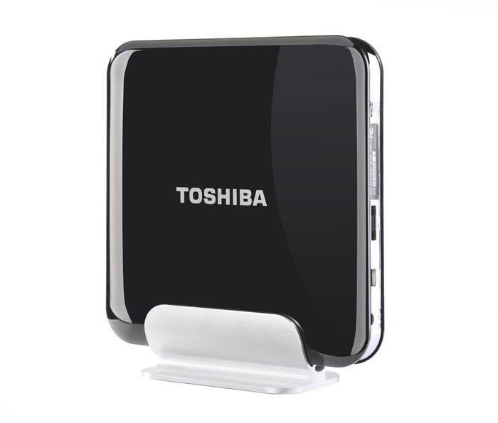 Внешний накопитель Toshiba STOR.E D10 co скоростной передачей данных