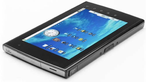 Начались поставки планшета eLocity A7 на платформе Tegra II