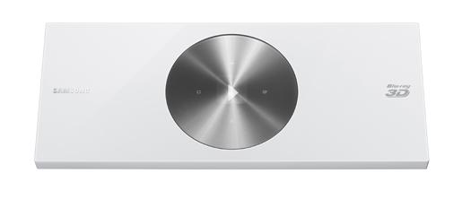 Samsung Electronics представляет ультратонкий 3D Blu-ray проигрыватель BD-D7500