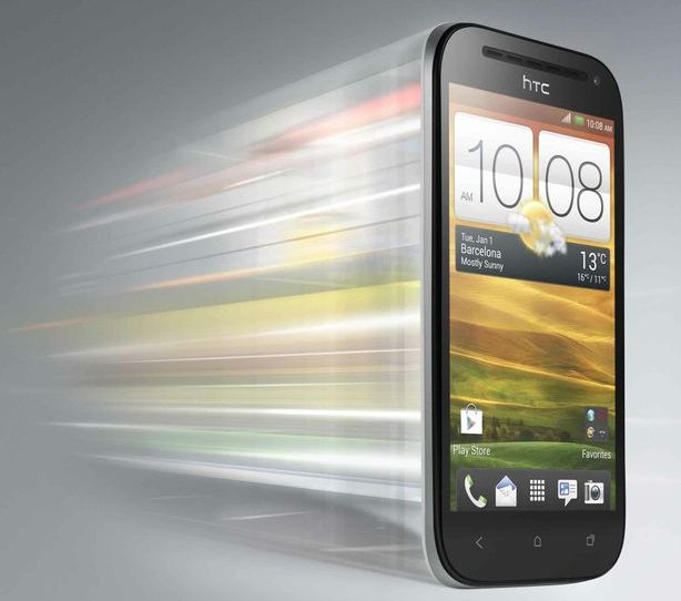 HTC One SV на Android 4