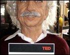 Робот Эйнштейн с богатой мимикой