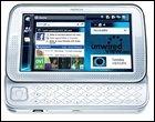 Премиум новинка Nokia Sparrow с ромбовидными клавишами