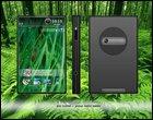 Концепт красивого сенсорного телефона для Sony Ericsson