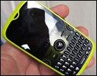 Телефон Alcatel с полноценной QWERTY-клавиатурой