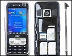 Появился мобильный телефон на три SIM-карты