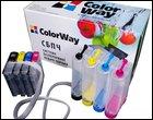 """""""Рубин"""" анонсировал системы непрерывной подачи чернил от ColorWay"""